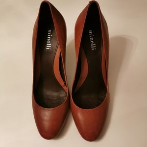 Minelli high heels shoes